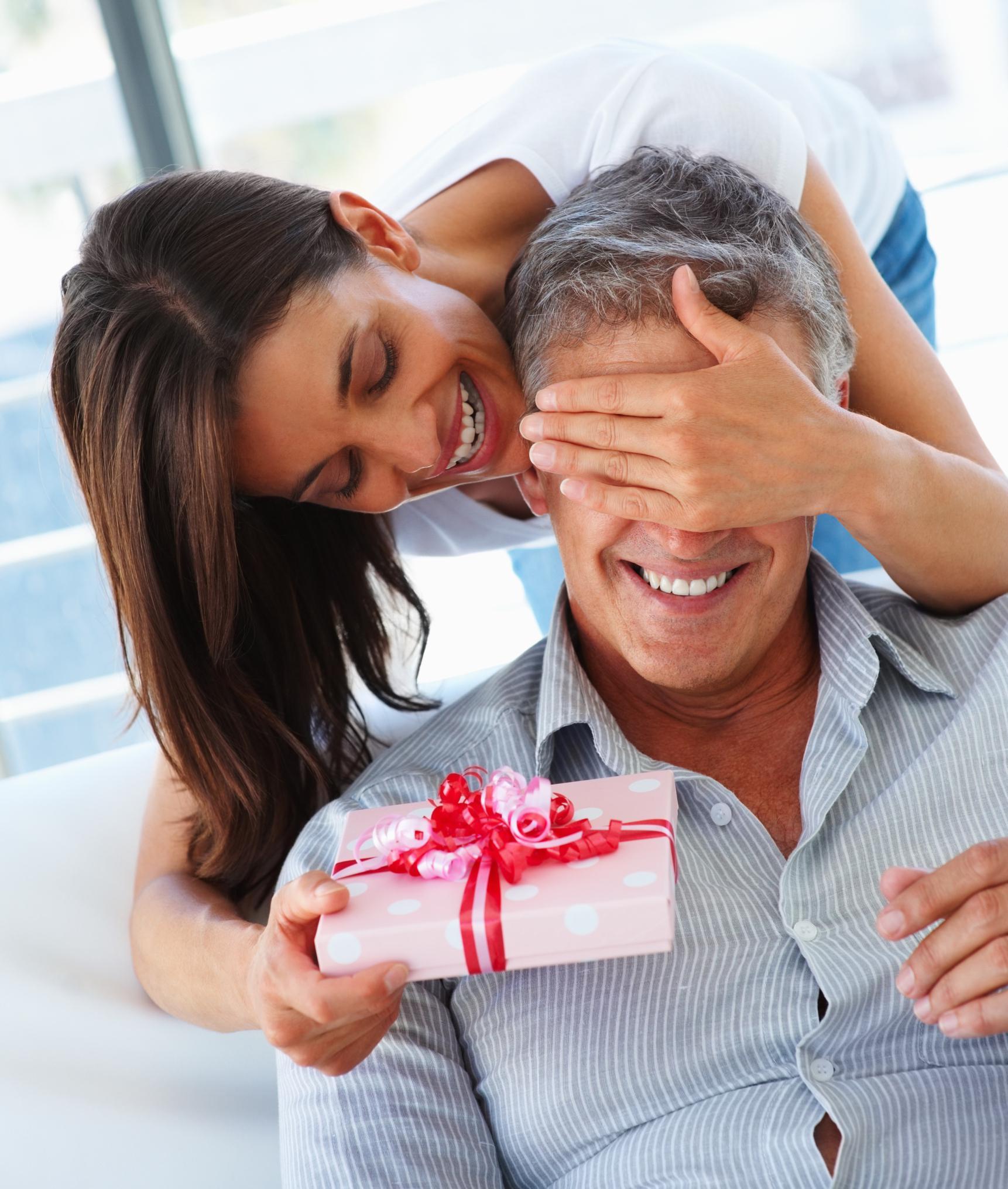 Подарок для мужчины романтический